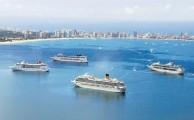 Cruceros que llegaran el 2015