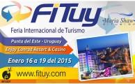 Feria internacional de turismos en punta del este